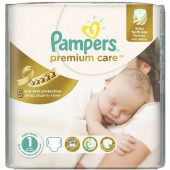 Couches Pampers Premium Care taille 1 - 41 couches