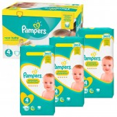 270 Couches Pampers New Baby - Premium Protection taille 4