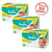 720 Couches Pampers New Baby - Premium Protection taille 2